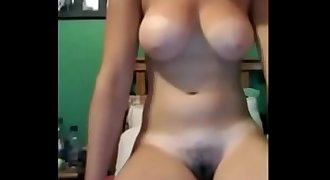 busty girl and cute pussy - Part 2 at Camspicy.com