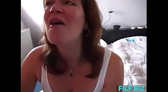 Real mom sucks sons and gulps his load - FREE Total Family Videos at FiLF.BiZ