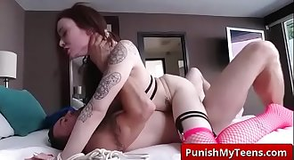 Cum is Thicker Than Water with Chloe Carter clip-04 (Submissived)