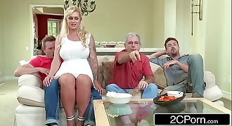 Stepmom takes some youthfull cock - Ryan Conner