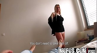 Mofos - Public Pick Ups - Time to End Her Dry Spell starring Mia Angel