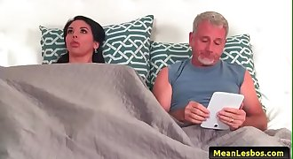 Hot and Mean Lesbians - Her Daughter'_s Best Friend with Darcie Dolce &amp_ Missy Martinez 01
